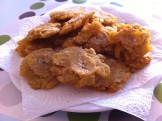 Tostones, chatinos o patacones