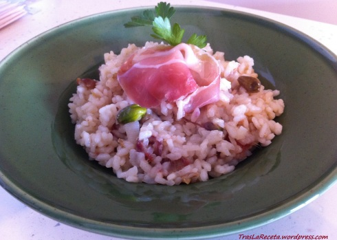 arroz con pistachos y dátiles 2