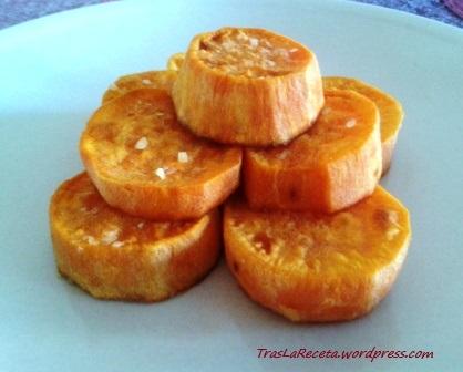 batata al horno con mantequilla
