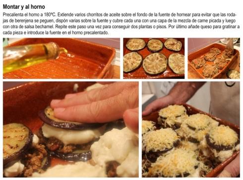 Colaboración de Ernesto Celis en Tras La Receta